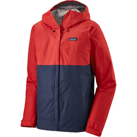 Patagonia Torrentshell 3L Jacket Men fire